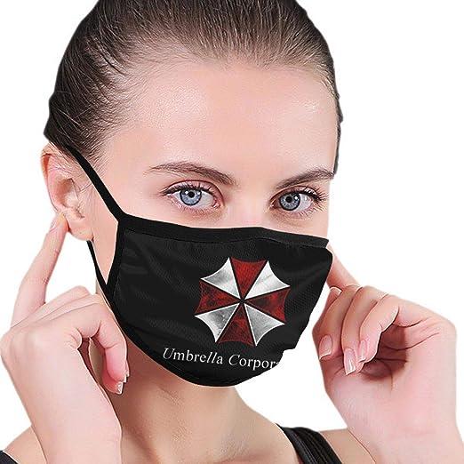 Lncsdk Aeuv Resi-Dent Evil Seamless Dustproof Scarf Bandana Face Covers Reusable Scarf