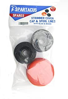 BLACK AND DECKER 3 STRIMMER SPOOL COVER CAPS GL315 GL350 TYPE 3 ONLY