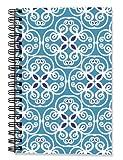 Pacon Fashion Sketch Diary, 9''X6'', Mosaic Mania, 50 Sheets