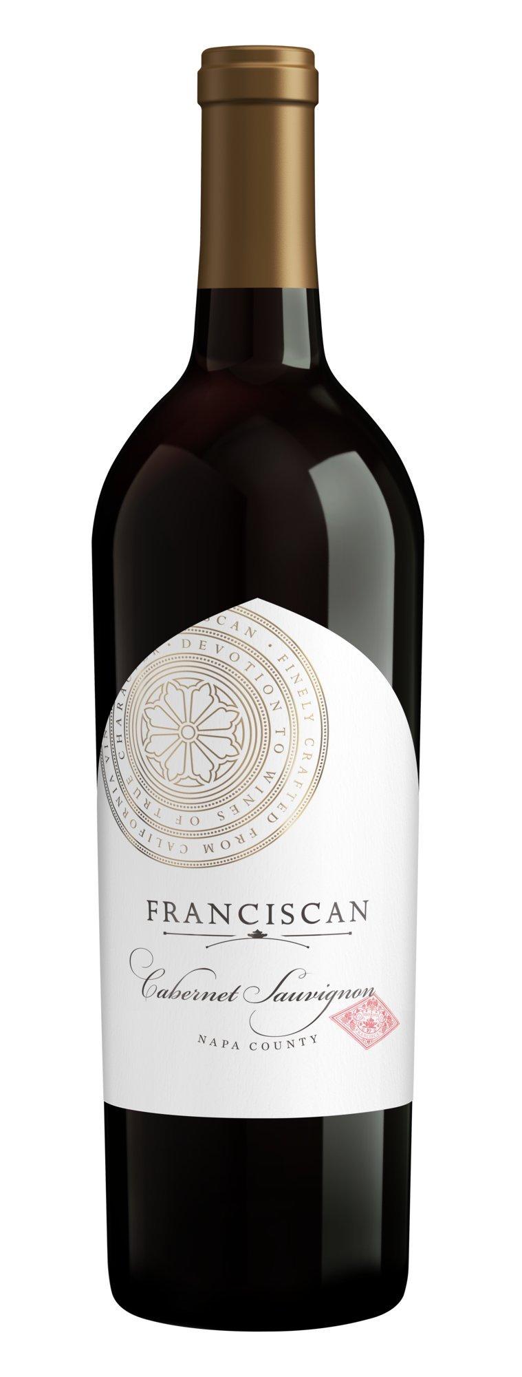 Franciscan Estate Cabernet Sauvignon, 750mL Bottle
