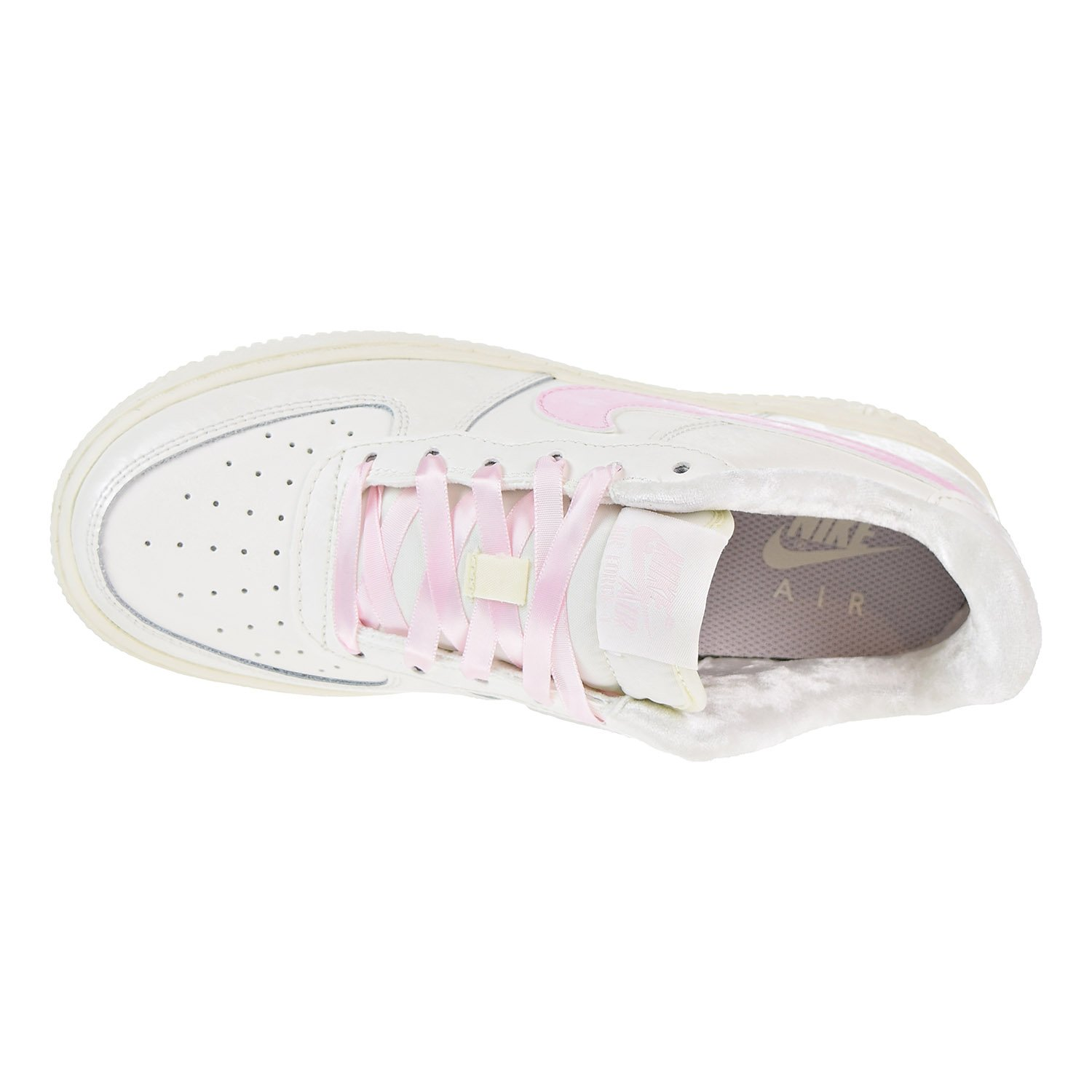 Nike Air Force 1 Af1 White Pink 314219 130 Copuon, Price