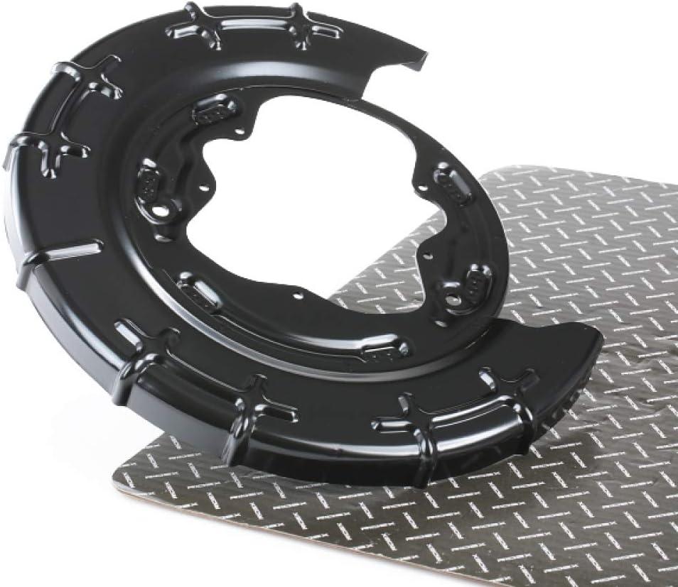Deckblech Bremsenschutzblech Hinten rechts Bremsscheibe Bremsblech RIDEX 1330S0103 Spritzblech