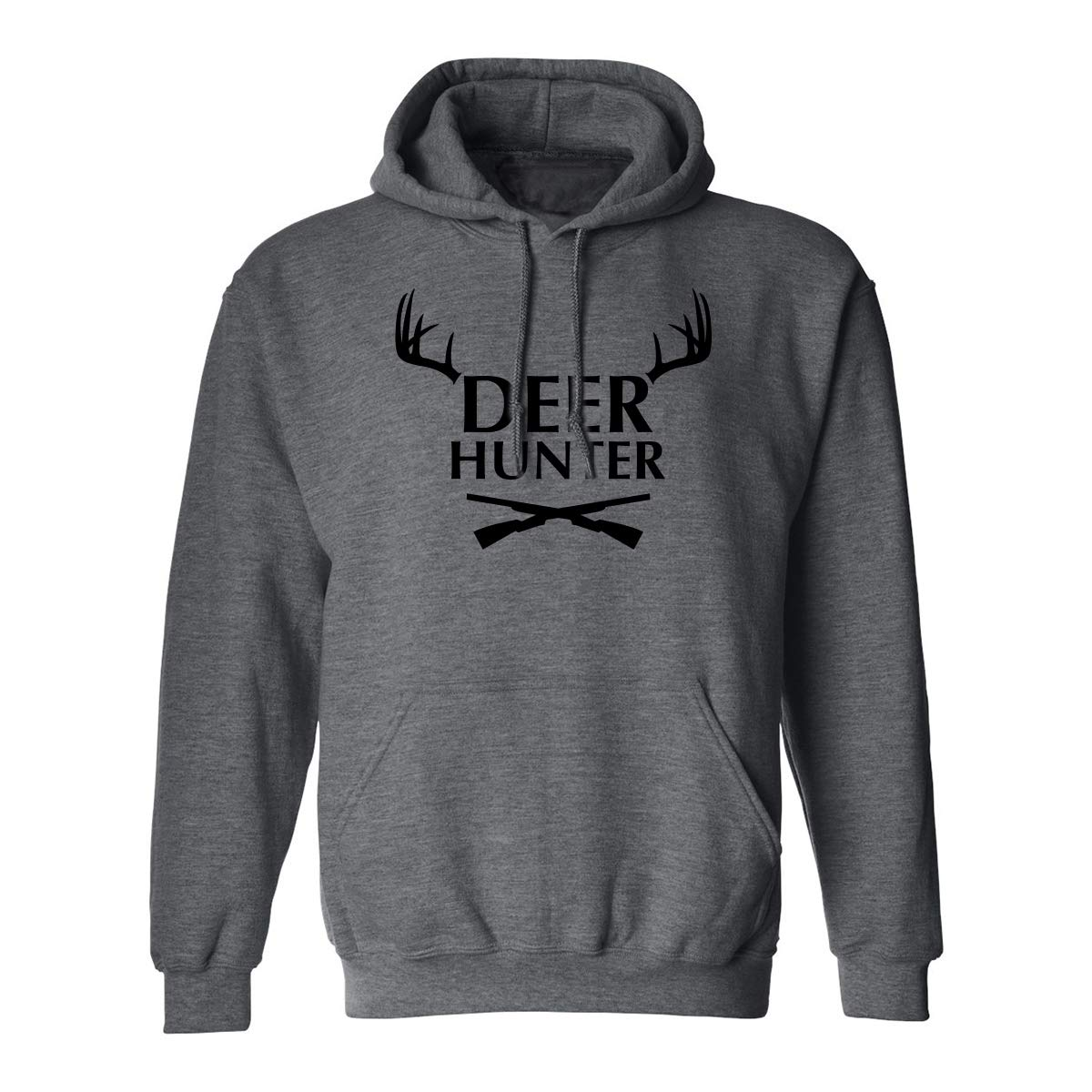 Deer Hunter Adult Hooded Sweatshirt