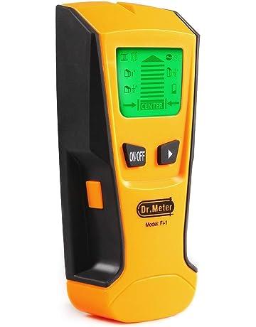 Detector de Pared, Dr.meter Detector de Pared con Pantalla LCD para Detecta AC