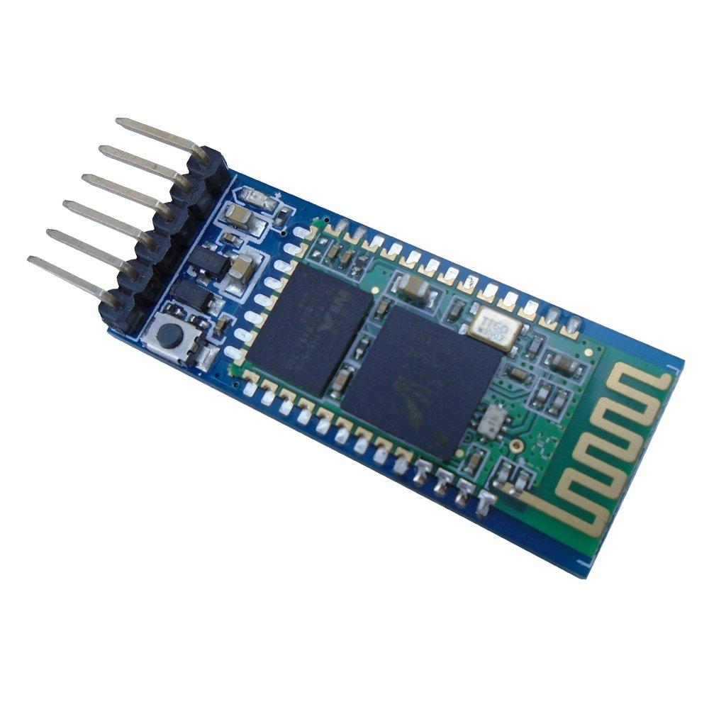 6 pin serial port bluetooth module hc-05 price and datasheet.