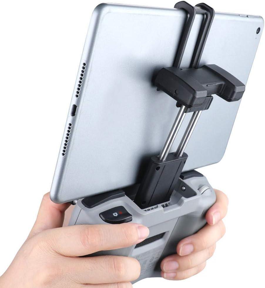 Ruidada Stabilizing Extender Mount Halterungshalterung F/ür DJI Mavic Air 2 Drohne Handy//Tablet Einstellbar Halfter Regler Clip Halterung Montieren Monitor Smartphone Clamp