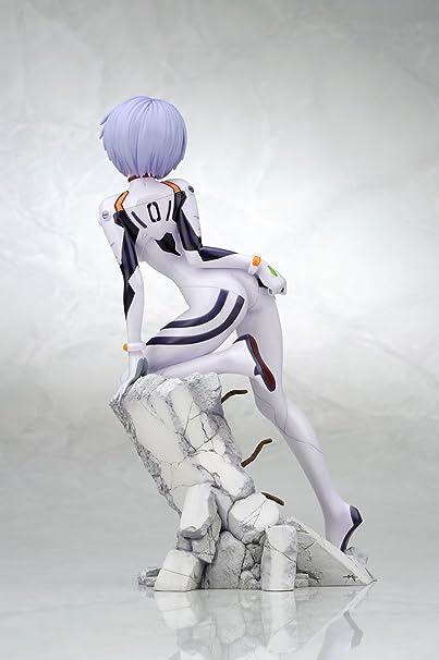 Amazon.com: Kotobukiya Evangelion - Rei Ayanami Plug Suit ...