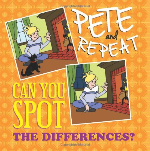 Pete And Repeat Can You Spot The Differences Epub
