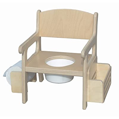 Little Colorado Natural Potty Chair with Accessories: Toys & Games