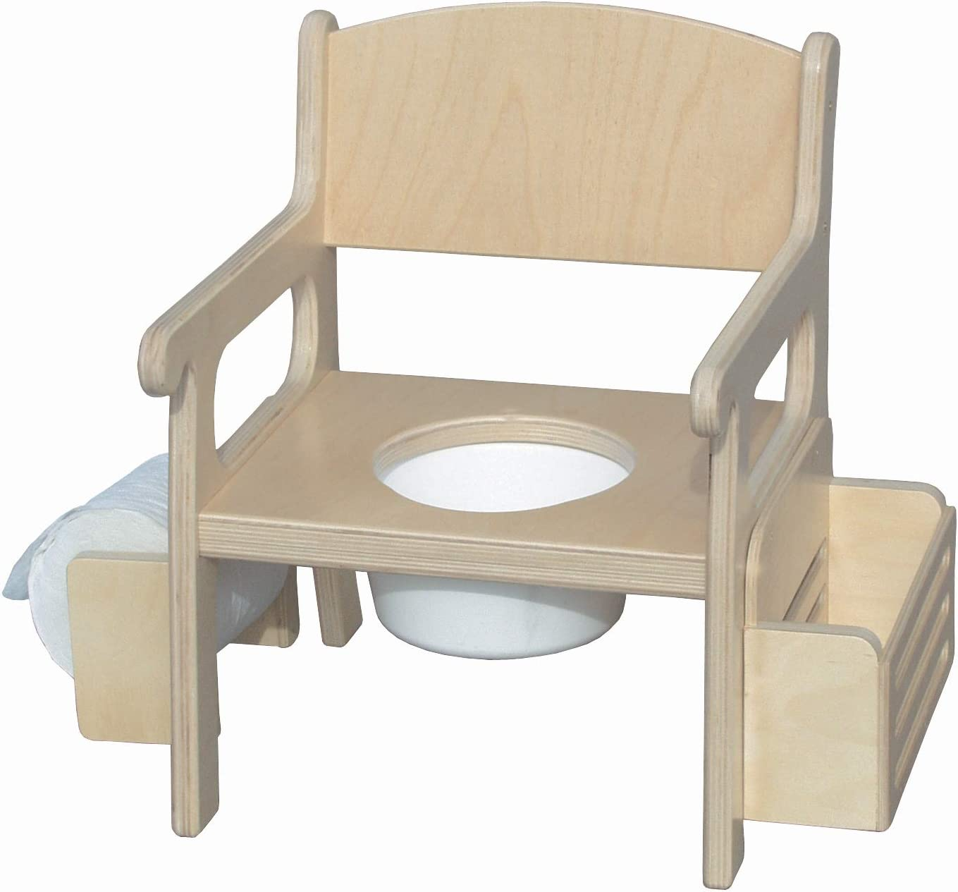 Little Colorado Potty Chair with Accessories-Lavender