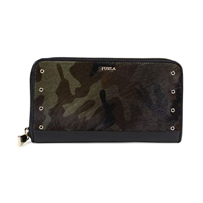 d962413631db Amazon | フルラ BABYLON ZIP AROUND WALLET 842290 長財布 レディース ...