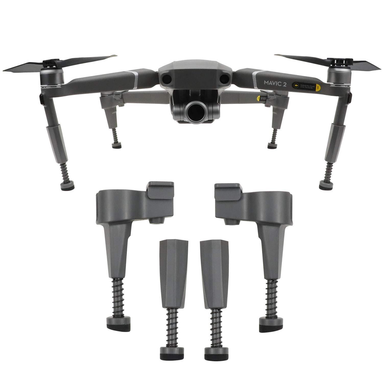 RC GearPro dji Mavic 2 Pro/Zoom Drone Upgrade Aumento del pie del ...