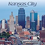 Kansas City 2020 12 x 12 Inch Monthly Square Wall Calendar, USA United States of America Missouri Midwest