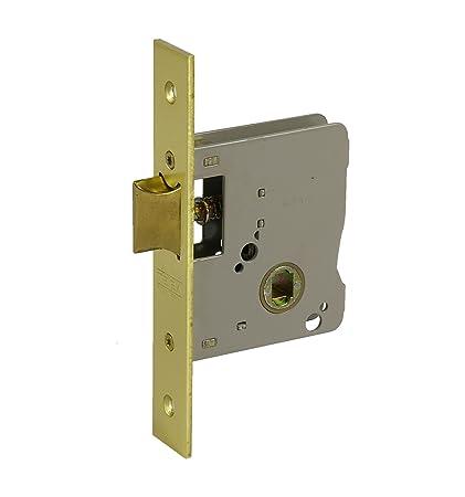 Tesa Assa Abloy, 201560HL, Cerradura de embutir para puertas de madera, Función de