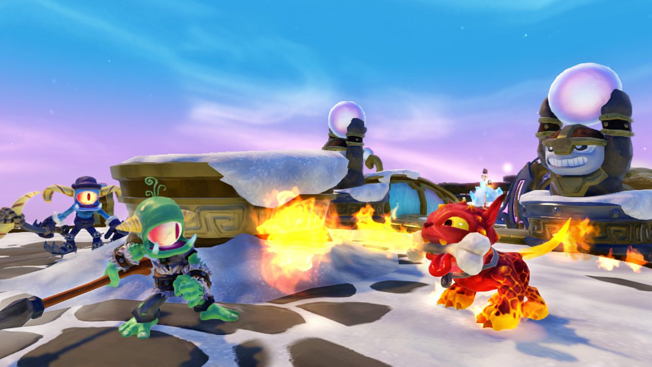 Skylanders SWAP Force: Fire Bone Hot Dog Character by Activision (Image #5)