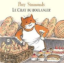 Le chat du boulanger par Simmonds