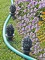 Liberty Garden Products Decorative Cone Garden Hose Guide - Bronze