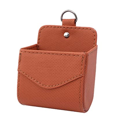edf30bca6bb3 YUSHHO56T Air Vent Storage Bag Interior Storage Storage Holder Car ...