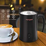 Electric Milk Frother, Homgeek Automatic Milk