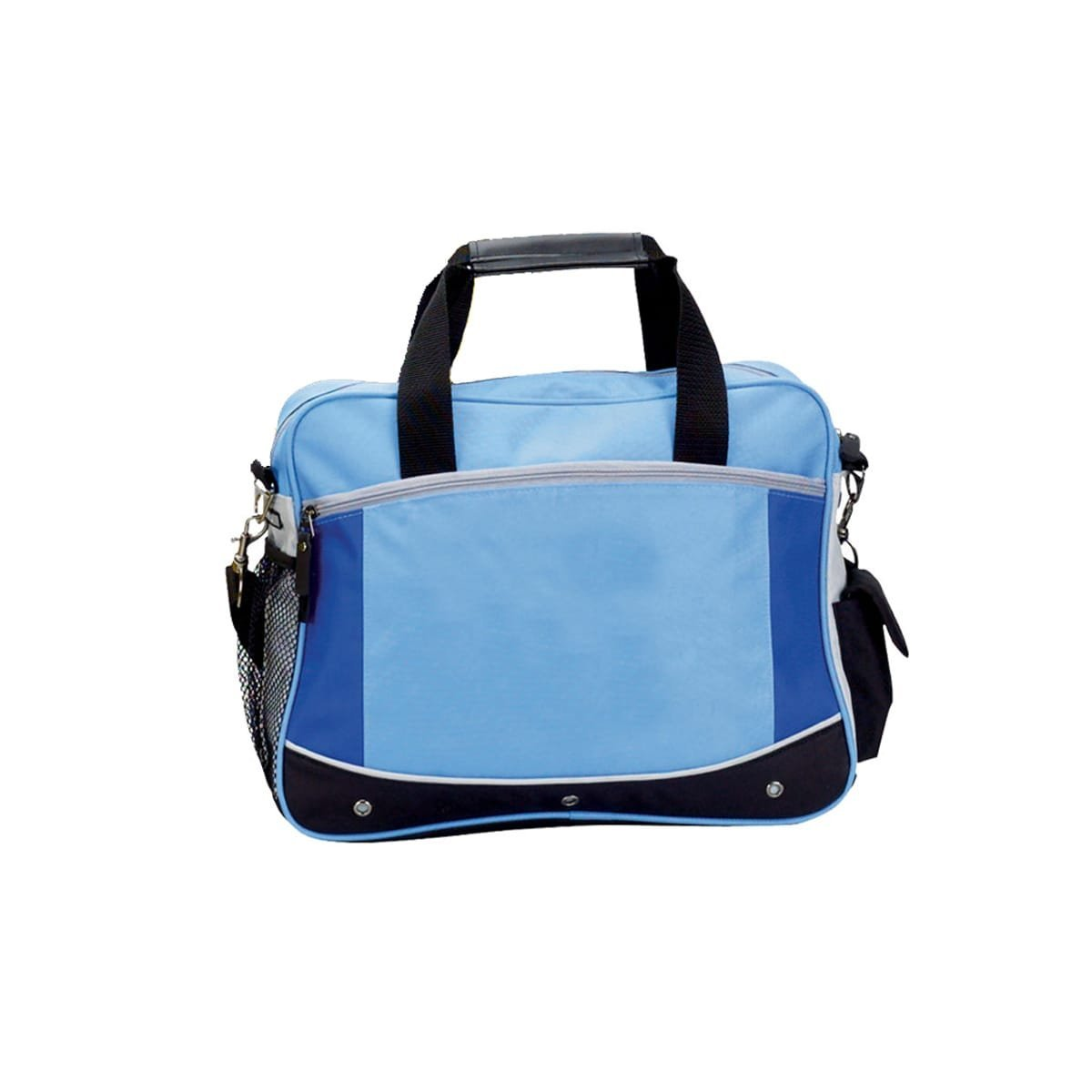 good Blue Simple Slim Lightweight Sport Briefcase
