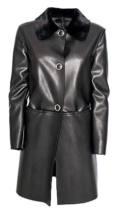 Pinko Cappotto Donna 1G120G5949Z99 Poliestere Nero: Amazon