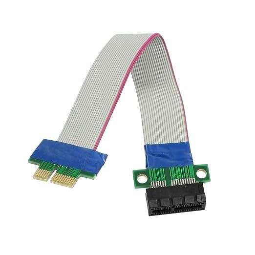 12 opinioni per Cavo di prolunga per attacco Sourcingmap PC/PCI-E Xpress/PCI-E