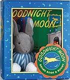 Goodnight Moon Board Book & Bunny