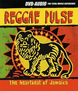 VARIOUS ARTISTS - REGGAE PULSE - THE HEARTBEAT OF JAMAICA (DVD Audio) by VARIOUS ARTISTS (B00007L7EX) | Amazon Products