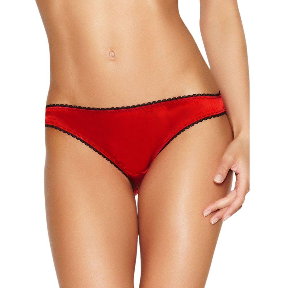 Women Lace Bowknott V-String Briefs Panties Thongs G-string T-back Lingerie SPB12930
