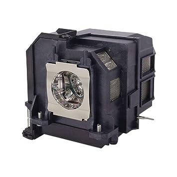 Supermait EP79 Lámpara de Repuesto para proyector con Carcasa ...
