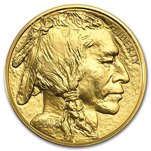 2018 1 oz Gold Buffalo BU 1 OZ Brilliant Uncirculated