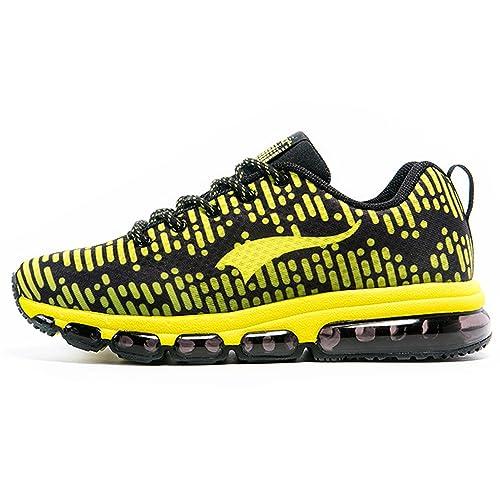 OneMix - zapatilla baja hombre , color amarillo, talla 42