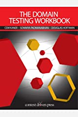 The Domain Testing Workbook Kindle Edition