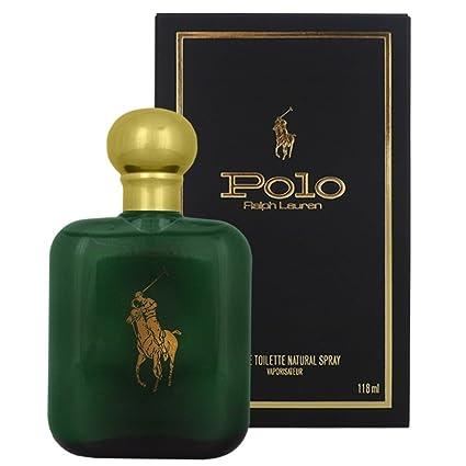 Ralph Lauren Polo Eau de Toilette para hombre Spray aroma para él ...
