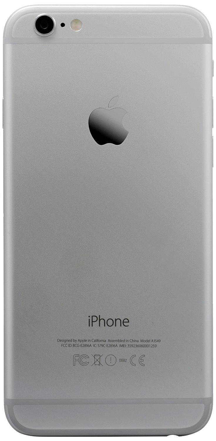 Apple iPhone 6, T-Mobile, 16GB - Space Gray (Certified Refurbished) by Apple (Image #3)