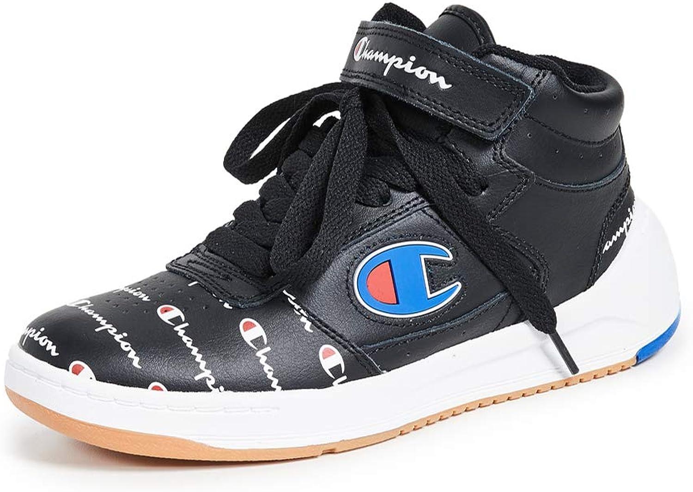 Super C Court High Top Sneakers