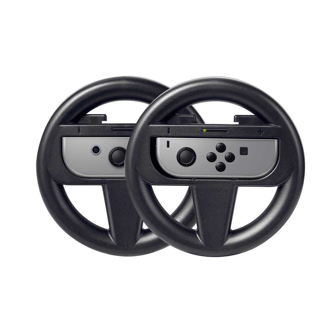 Zecti Joy Con Steering Wheel For Nintendo Switch Console