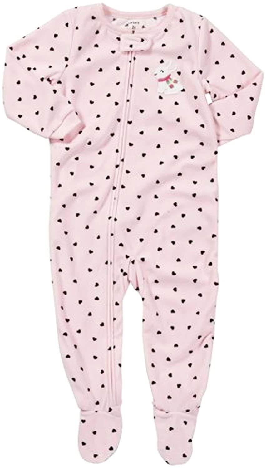54a966387 CARTER S Girl s Size 3T Pink Hearts