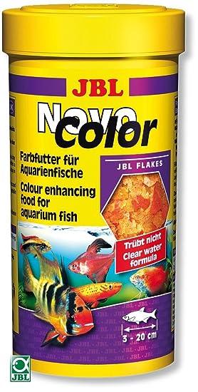 JBL NovoColor - Comida de colores para peces de acuario, 100 ml: Amazon.es: Productos para mascotas