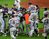 """Houston Astros 2017 MLB ALDS Team Celebration Photo (Size: 8"""" x 10"""")"""