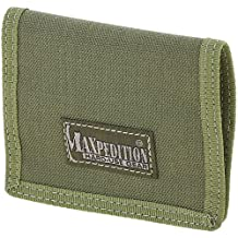 Maxpedition Encore RFID Blocking Wallet: OD Green
