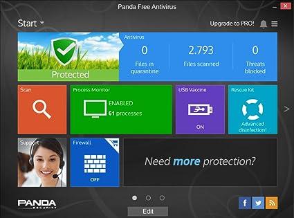 panda antivirus free download for windows xp 32 bit