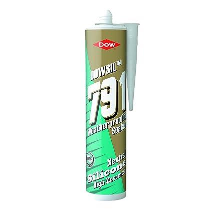 Dowsil 791 Sealant Translucent 310ml