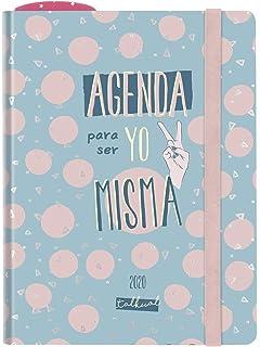 Finocam - Agenda Talkual 2020 semana vista apaisada Misma ...