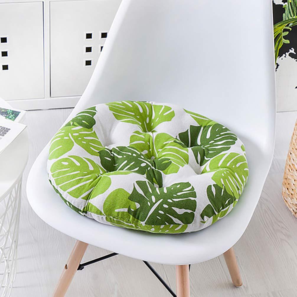Amazon.com: RGANT - Cojín redondo de relleno para silla y ...