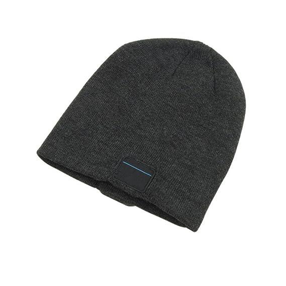 Amazon.com  Bluetooth Beanie Hat d7a12e05264