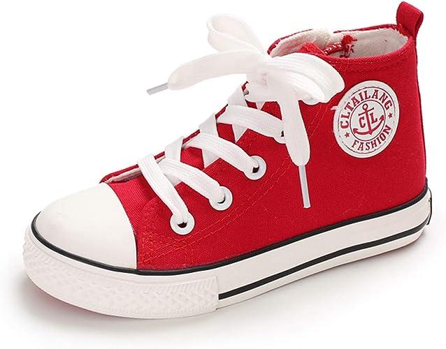 E-FAK Babys Boys Girls Mesh Light Weight Sneakers Running Shoe