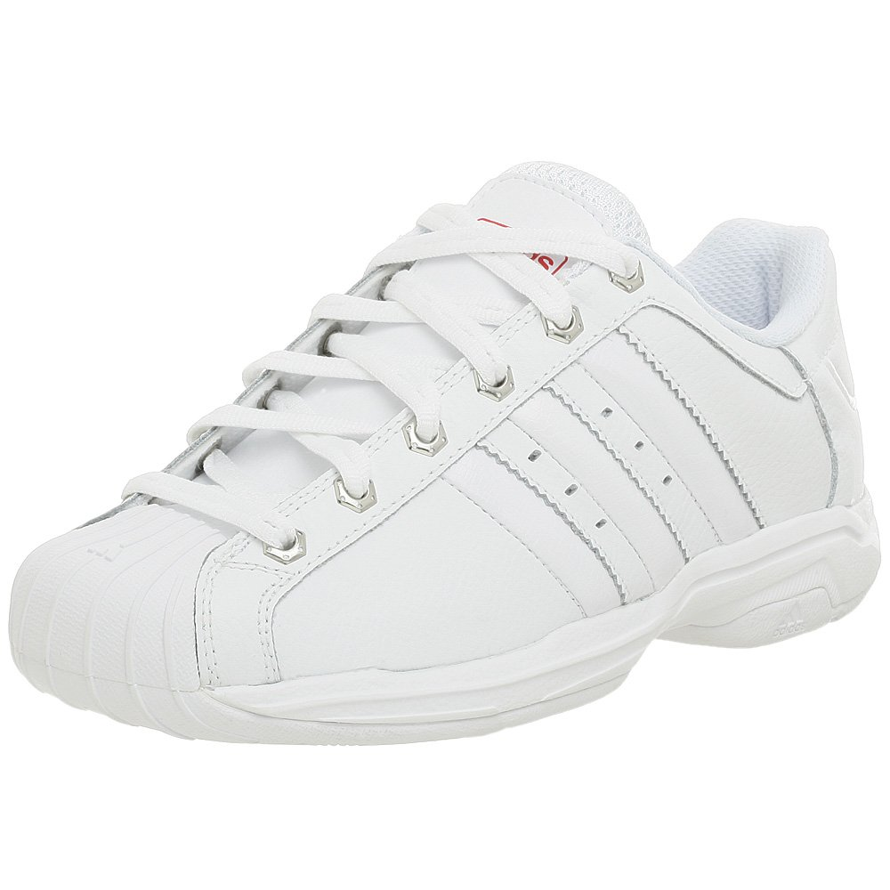 Amazon.com: adidas Kids SS2G NBA Bulls Basketball Shoe,White/White,1 M Little Kid: Shoes