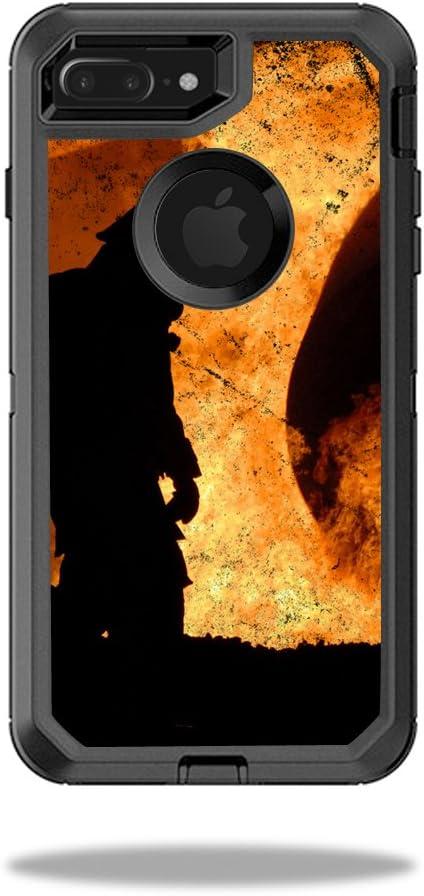 Skin Decal Wrap For Otterbox Defender Iphone 7 Plus Case Carbon Fiber Walmart Com Walmart Com