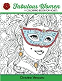 img - for Fabulous Women: A Colouring Book for Adults: Lovely Ladies at Work and Leisure book / textbook / text book